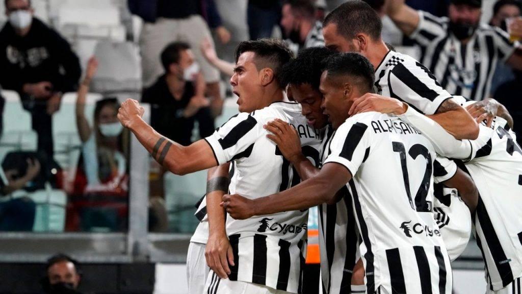 squadra Juve