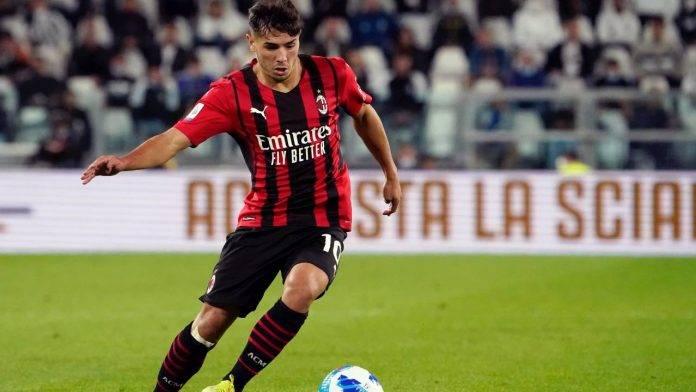 Diaz con il Milan