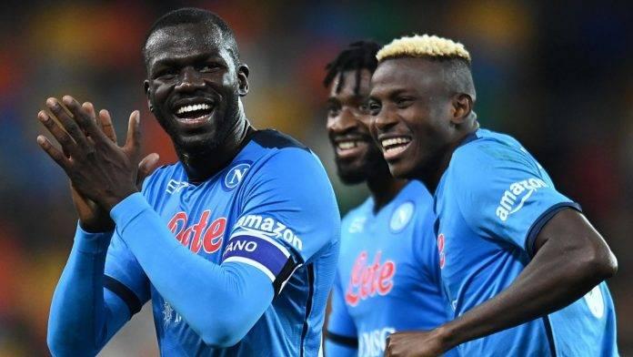 Napoli Coppa d'Africa