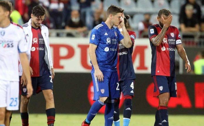 Cagliari scoraggiato