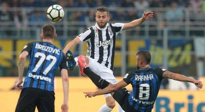 Pjanic Rafinha Inter Juventus
