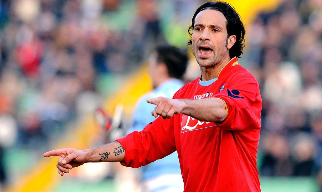 Grava in Udinese-Napoli nel 2007
