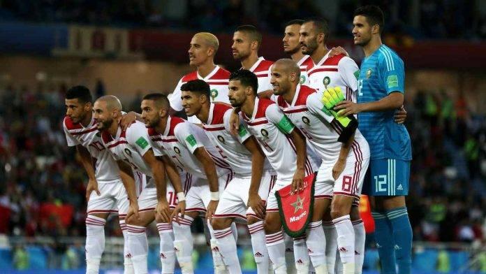 Nazionale del Marocco