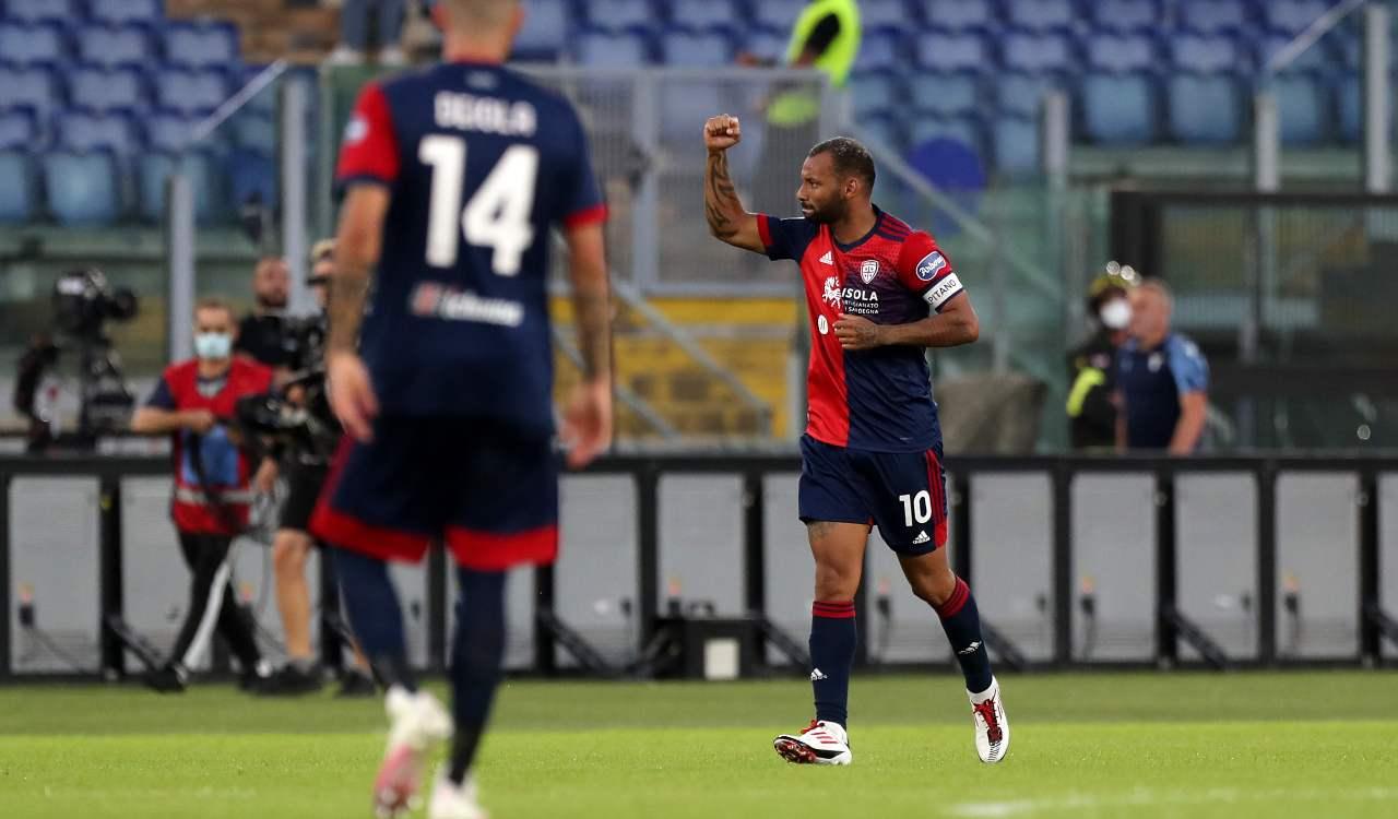 Joao Pedro gol Lazio