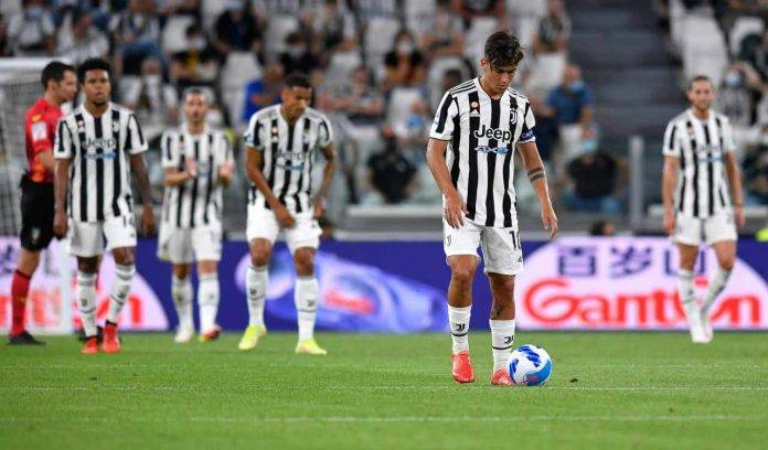 Juventus in campo