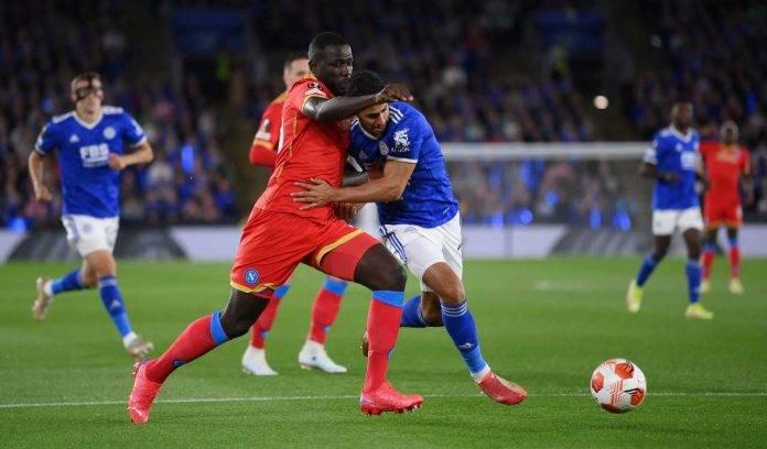 Koulibaly Leicester Napoli