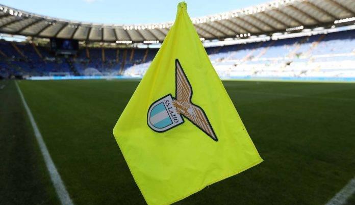 Bandierina Lazio