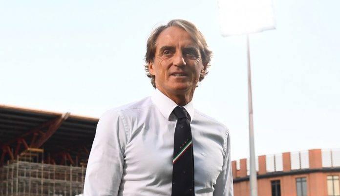 Mancini, ct Italia