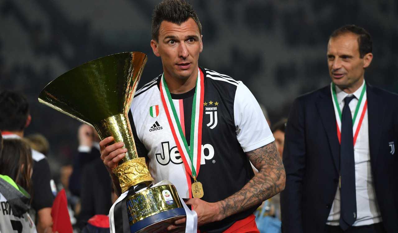 Mandzukic Serie A