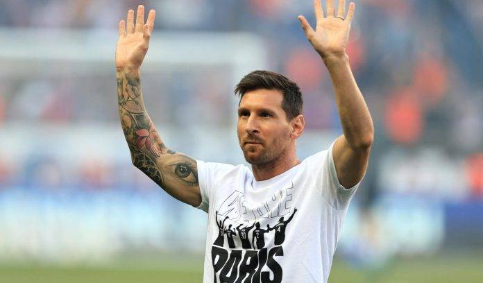 Messi presentazione