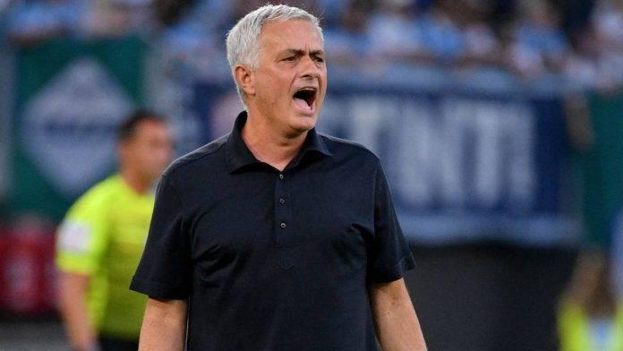 Zorya-Roma, Mourinho urla