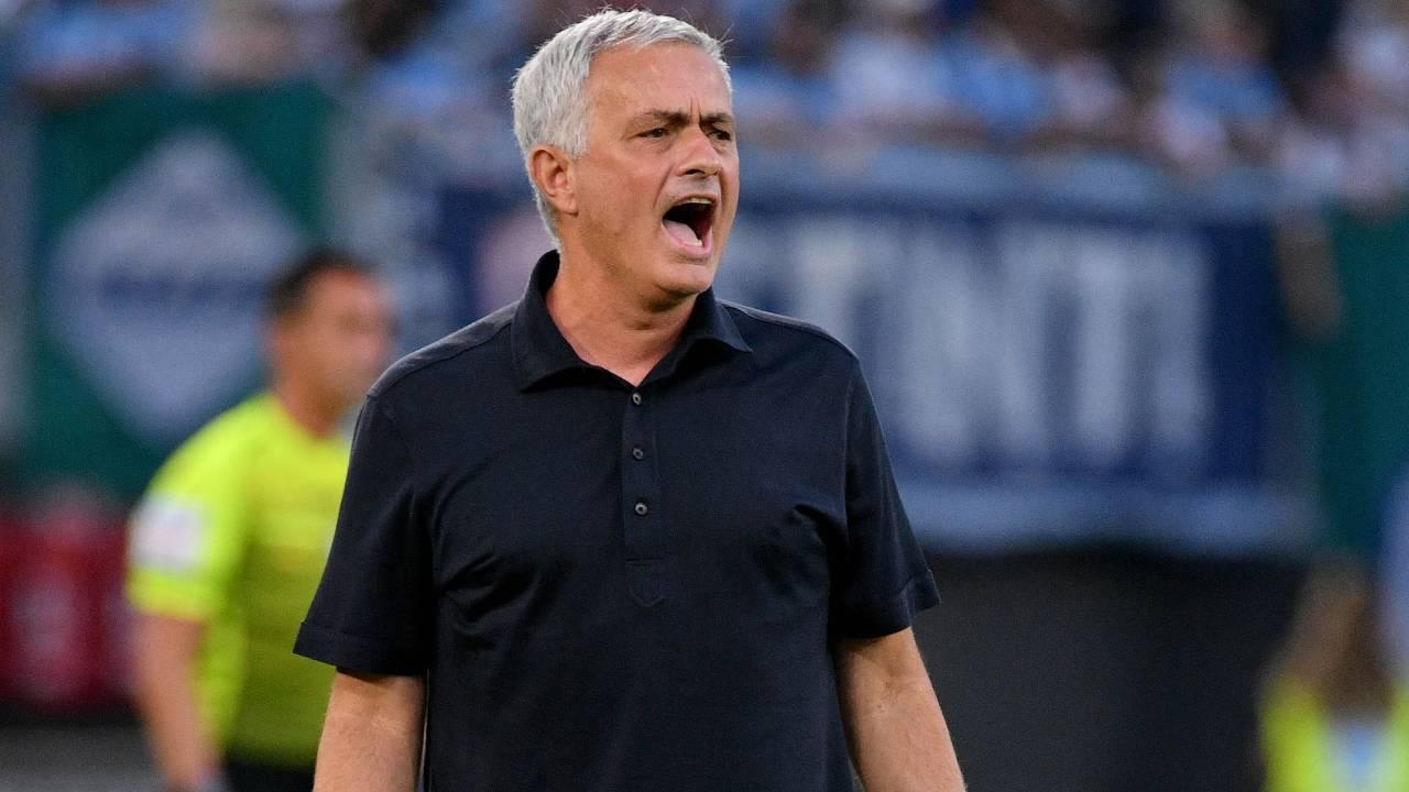 Mourinho urla