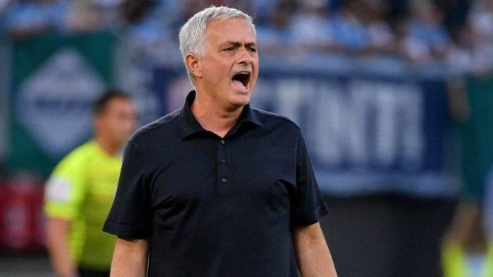 Mourinho furioso