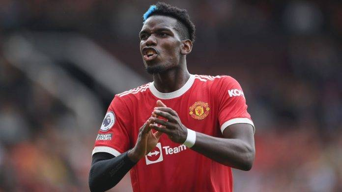 Pogba carico (GettyImages)