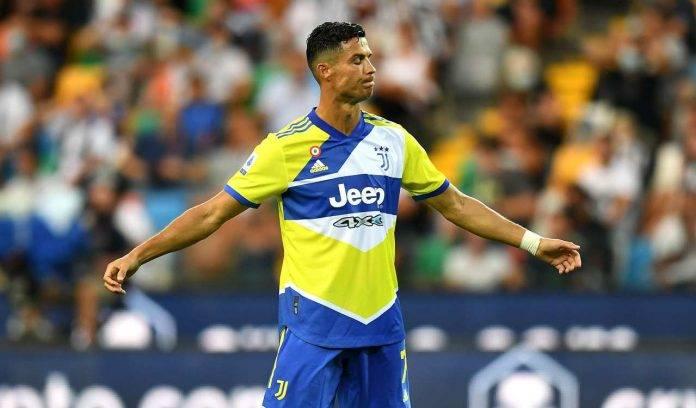Ronaldo addio