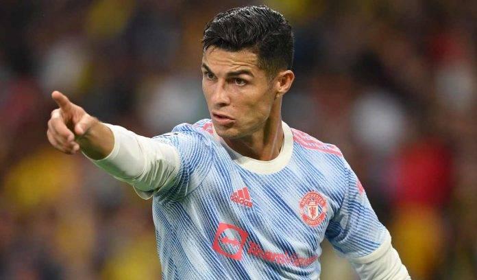 Ronaldo in Champions