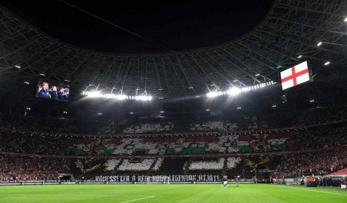 Budapest stadio Ungheria