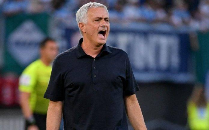 Mourinho grida