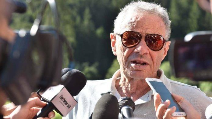 Maurizio Zamparini intervistato
