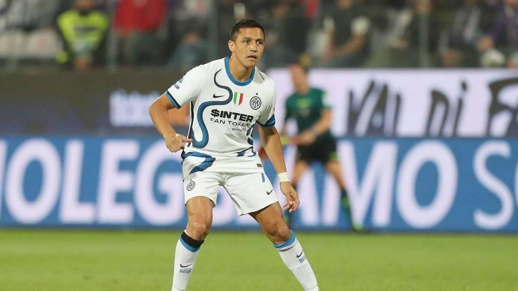 Sanchez Inter corre