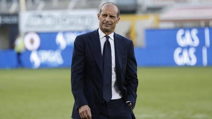 Allegri sorride Juventus