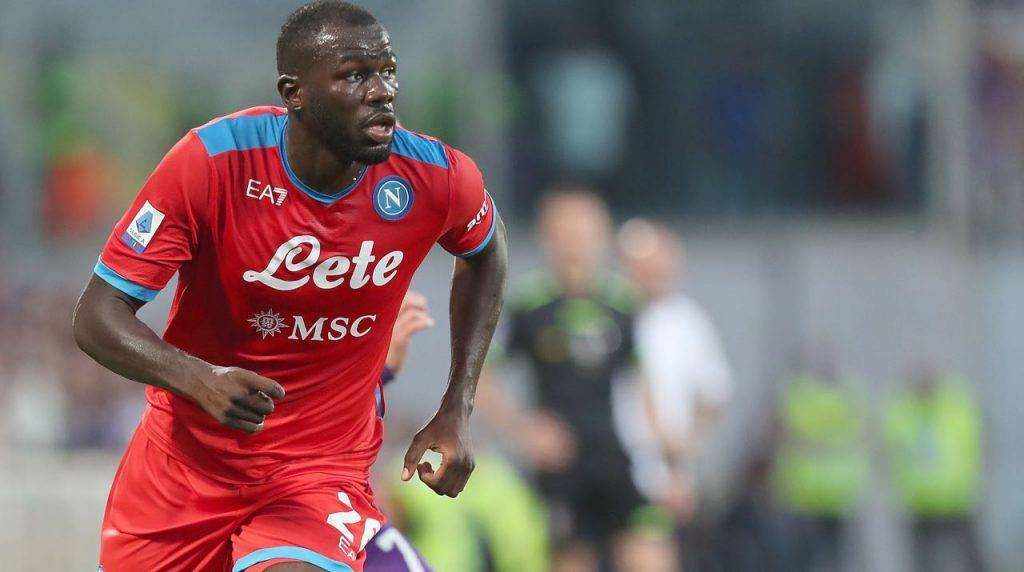 Koulibaly in campo