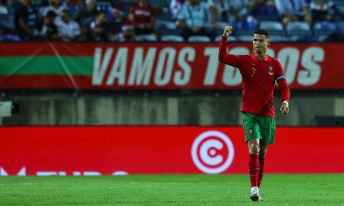 Ronaldo in Portogallo-Qatar