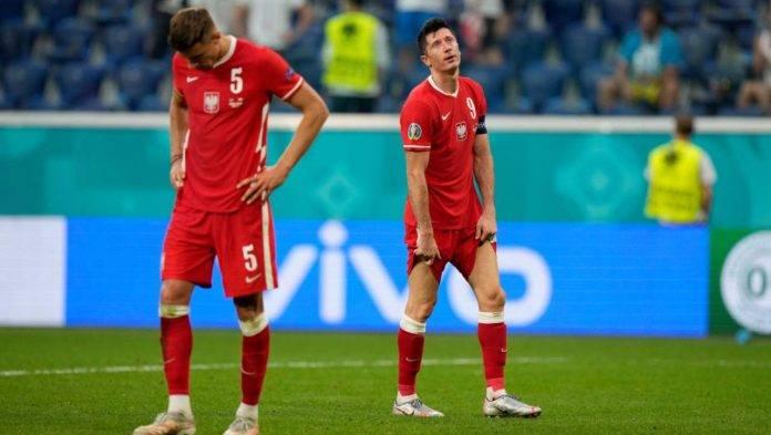 Lewandowski si dispera