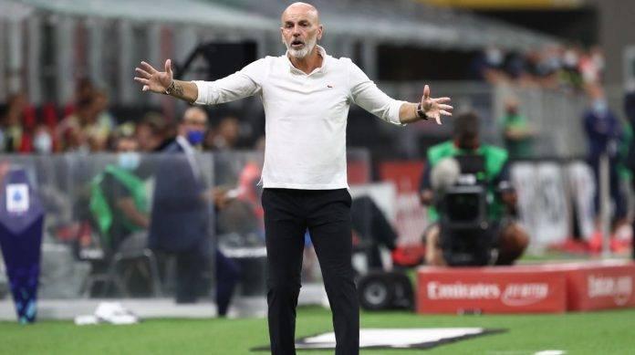 Milan-Hellas Verona, Pioli in panchina