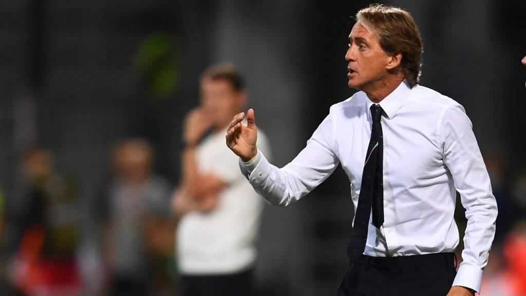 Mancini Nazionale Italiana