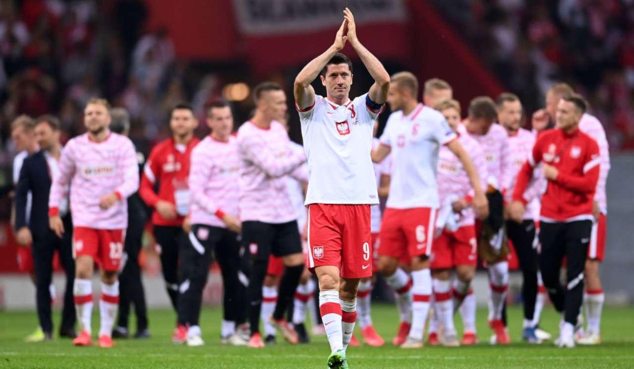Lewandowski ringrazia