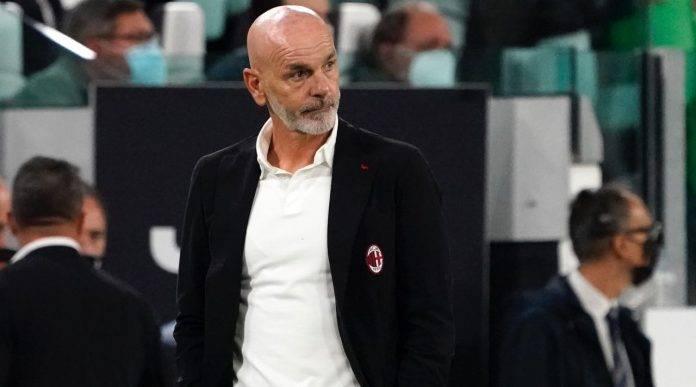 Pioli del Milan riflette