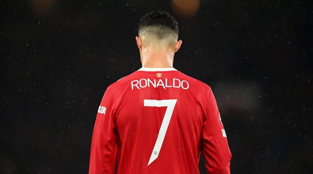 Ronaldo al Manchester