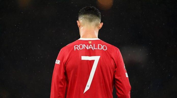 Ronaldo al Manchester united