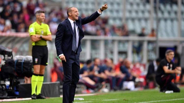 Allegri urla Juventus