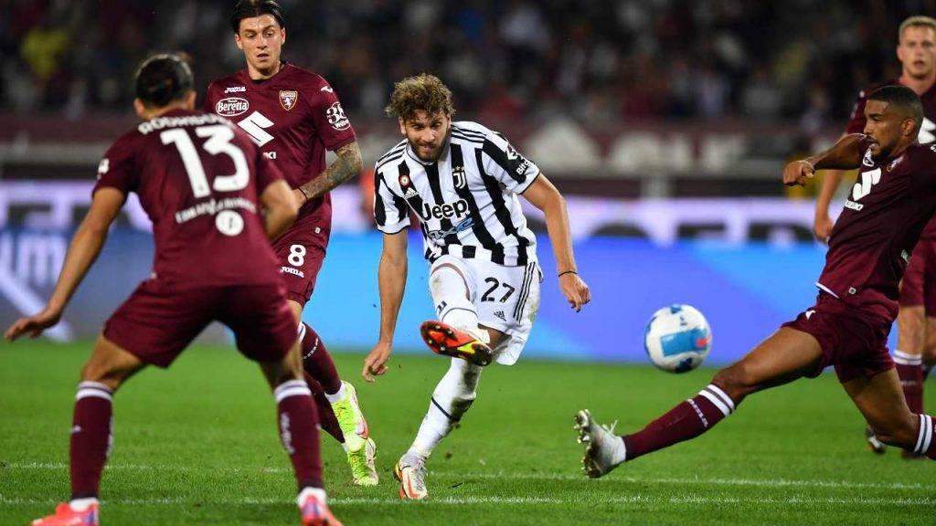 Locatelli gol Juventus