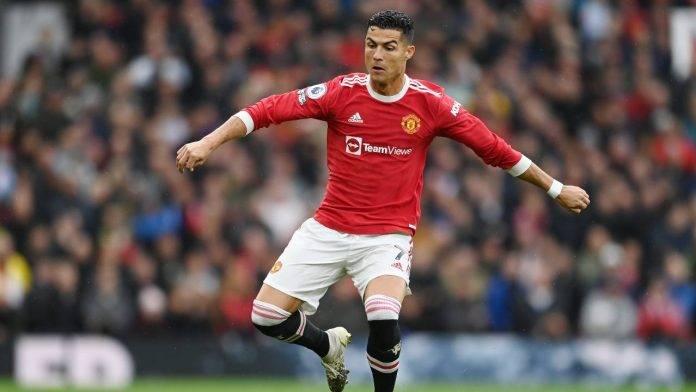 Cristiano Ronaldo corre