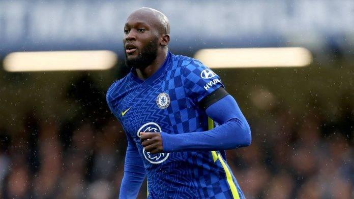 Lukaku Chelsea corre