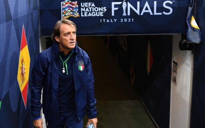 Italia-Belgio, Mancini pensieroso