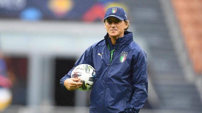 Mancini sorride Italia
