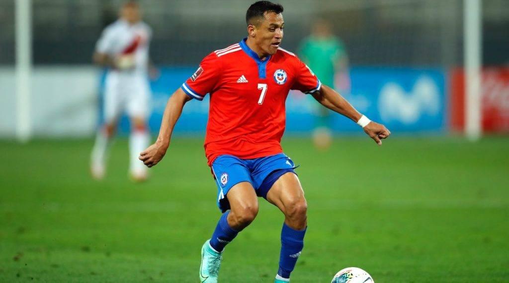 Sanchez in campo