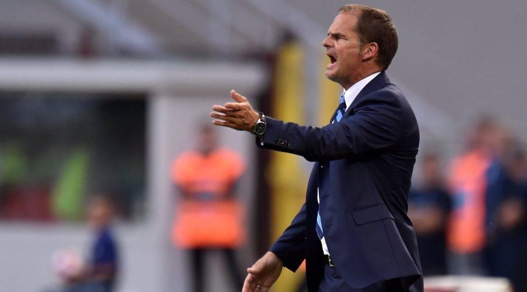 De Boer sulla panchina dell'Inter