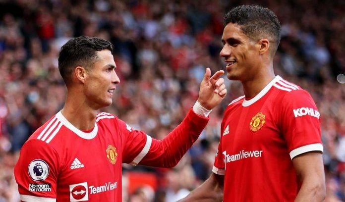 Ronaldo e Varane