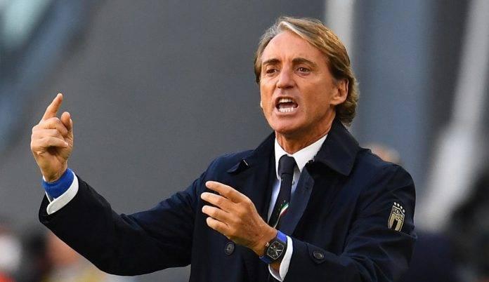 Mancini, ct dell'Italia