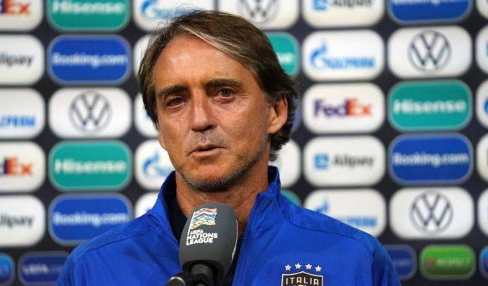 Mancini intervistato