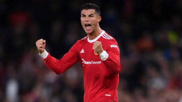 Ronaldo esulta per il gol al Villarreal