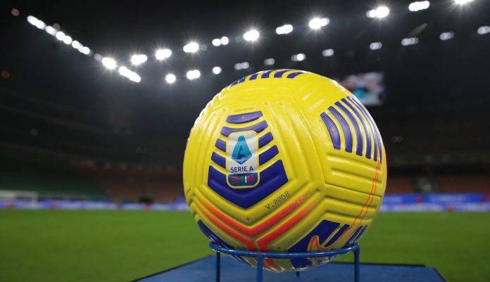 pallone Lega Serie A